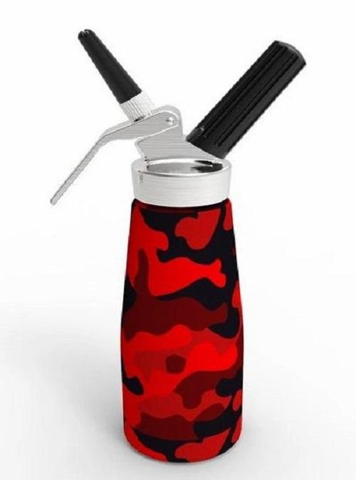 500mL Red Camo Dispenser